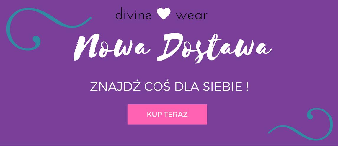 72db130e4c Divine Wear - Moda Angielska